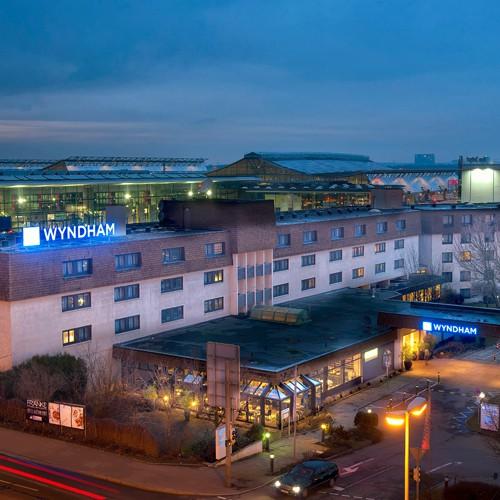 3 Tage im 4* Wyndham Stuttgart Airport Messe Ho...