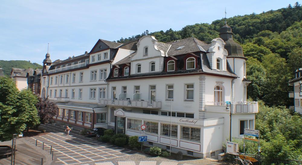 4 Tage an der Mosel im Kurhotel Quellenhof in B...