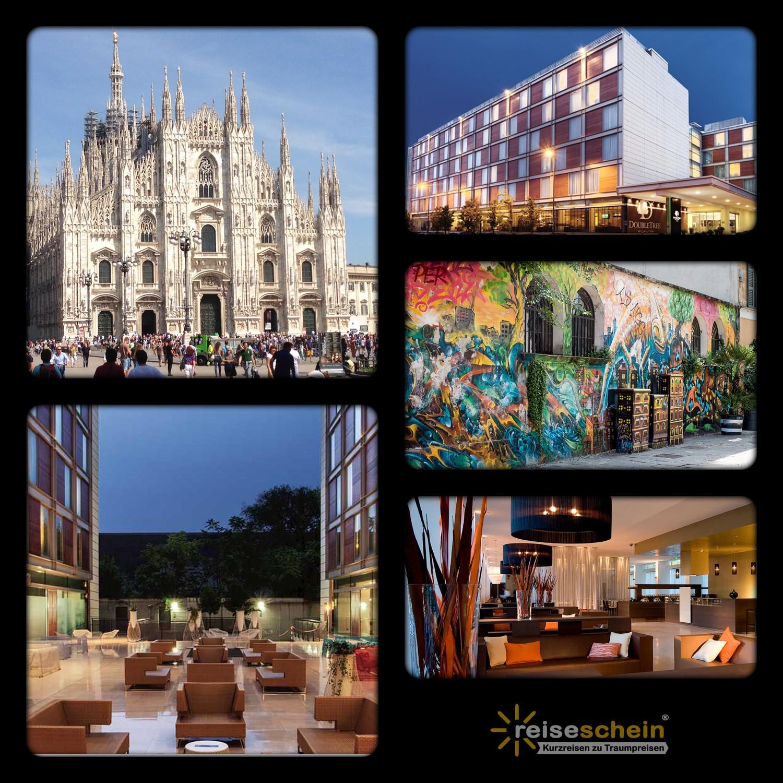 Vorschaubild von 3 Tage zu zweit im DoubleTree by Hilton Hotel Milan in Mailand