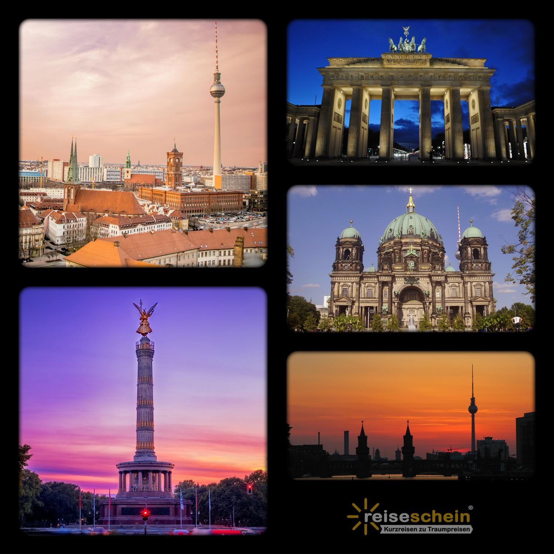 Tagesausflug nach Berlin inkl. Stadtrundfahrt