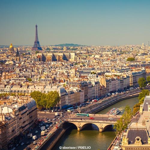 3-Tage-2P-UF-4-Millennium-Hotel-Paris-Kurzreise-Gutschein-Urlaub-Romantik-WOW