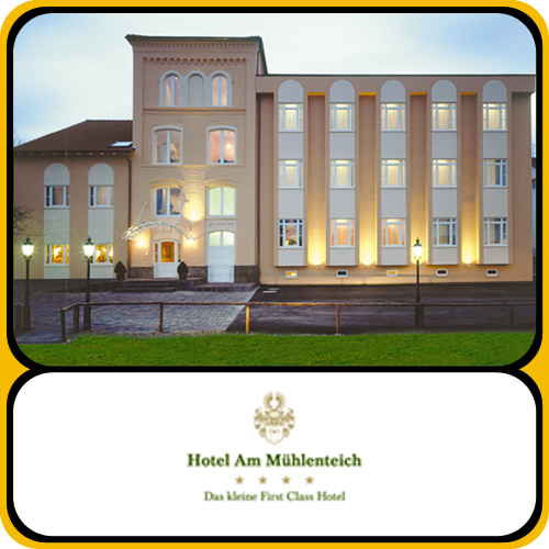 3 Days in the heart of Schwelm Hotel am Mühlenteich ****