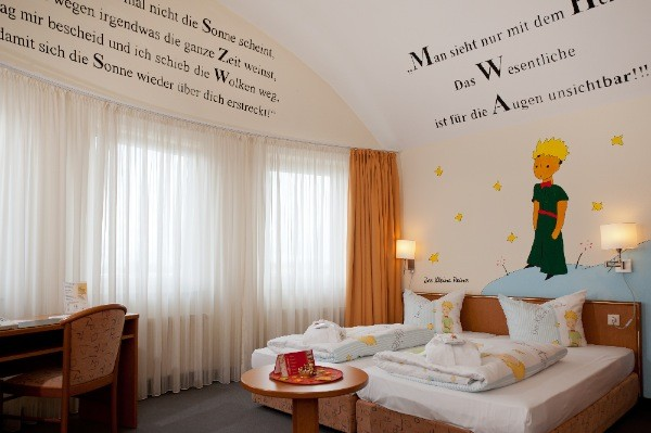 4 days on the German wine road enjoy the Hotel Residenz Limburgerhof