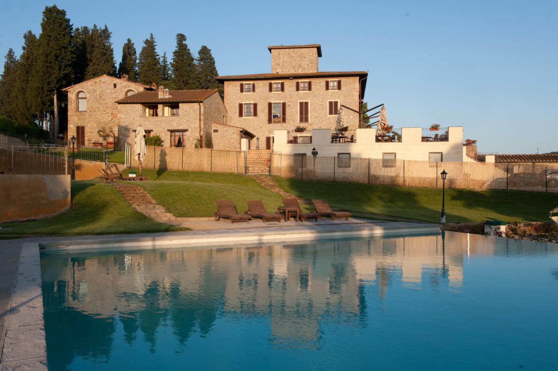 Italien Hotel Nahe Florenz