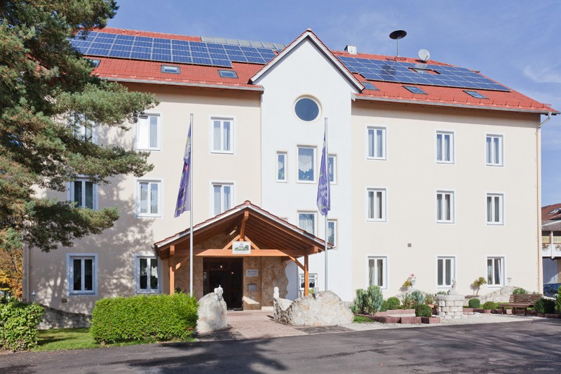 For 3 days in Wemding in Donau-Ries Hotel Gut Wildbad