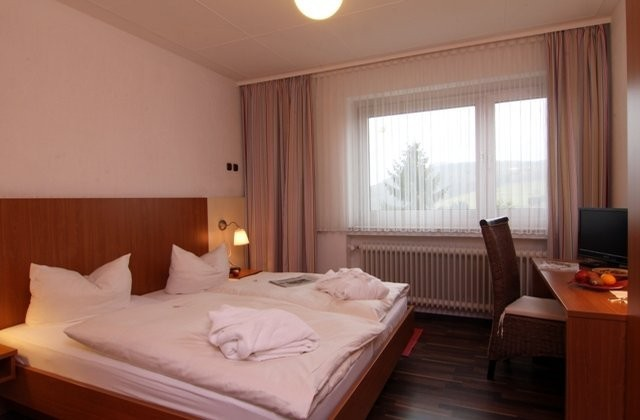 3 days vacation for two at the Hotel Lahnblick - Sauerland incl. hydro-jet massage