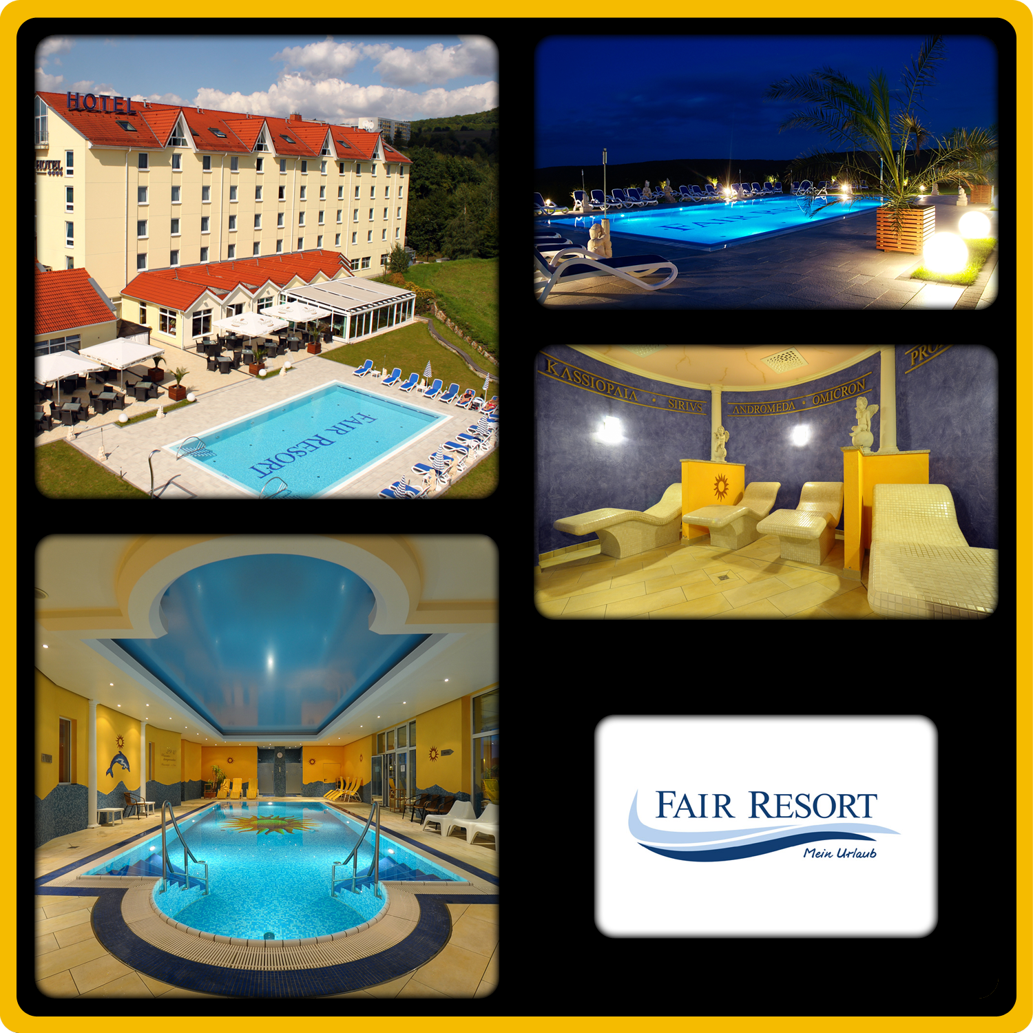 Hotel Fair Resort Jena