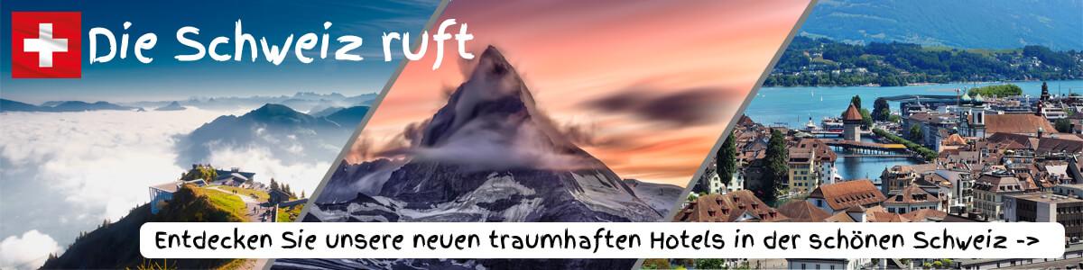 Schweiz Kurzreisen zu Traumpreisen