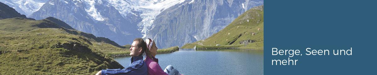 Berge, Seen & mehr