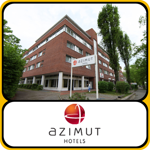 Experience 3 days AZIMUT Hotel Berlin City South